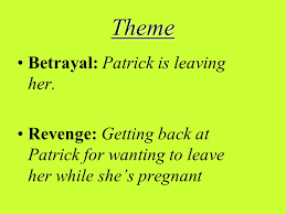 betrayal themes in literature lamb to the slaughter author biological information literary focus