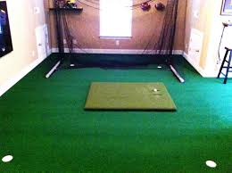 emejing indoor putting green carpet pictures interior design