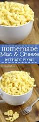 mac and cheese without flour the gracious wife