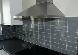 tile backsplash in kitchen gray glass subway tile backsplash home design ideas gray glass tile