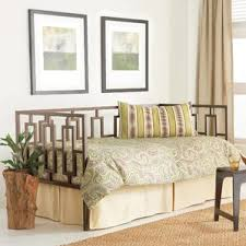 brown daybeds you u0027ll love wayfair
