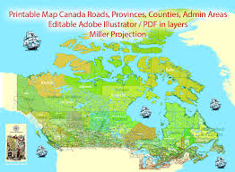 road map canada pdf admin road map canada detailed miller projection adobe pdf