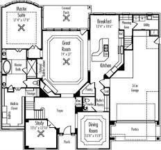 Bellagio Floor Plan 5822 Caspian Falls Lane Fulshear Tx 77441
