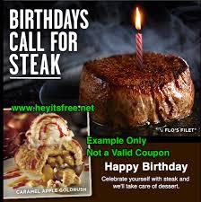 longhorn steakhouse birthday freebie u2022 hey it u0027s free