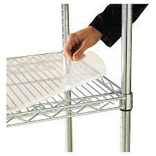 Liners For Kitchen Cabinets Shop Alera 36 In X 1 5 Ft Clear Shelf Liner At Lowes Com