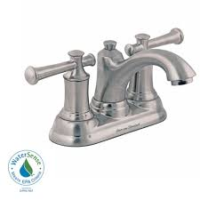 Centerset Faucet Definition by American Standard Portsmouth 4 In Centerset 2 Handle Bathroom