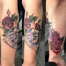 olio bear of sailor u0027s cross tattoo u0026 gallery new orleans la
