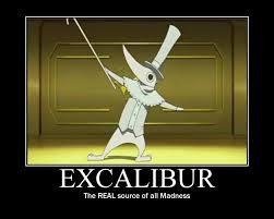 Excalibur Meme - excalibur on soul eater memes deviantart