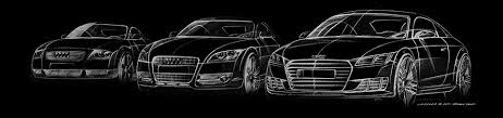 history of audi tt audi tt the third audi uk