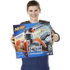 nerf remote control tank nerf combat creatures terradrone walmart com