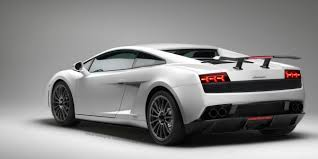 white lamborghini gallardo gallardo lp560 2 50th anniversary edition the on lambocars com