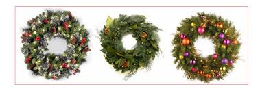 battery operated wreath best battery operated christmas wreaths pre lit with image