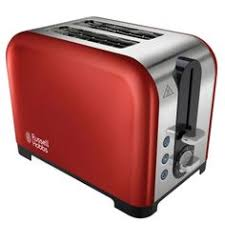Bosch Toasters Styline Sensor 2 Slice Toaster Cranberry Red Toasters Garden