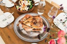 recipe guide traditional thanksgiving dinner menu