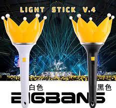 light sticks kpophome hot bigbang fan club light stick for concert glow stick