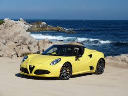 alfa romeo spider 2017 alfa romeo 4c spider is intensely enjoyable toronto star