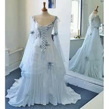 mariage celtique aliexpress acheter vintage robe de mariage celtique blanc et