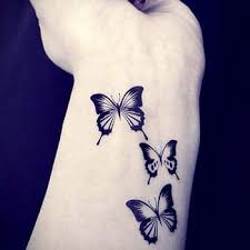 butterfly wrist tattoos the representative of stunstupefy