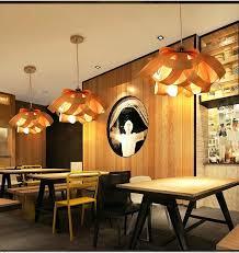 Wood Veneer Pendant Light Wood Veneer Pendant Light En S G S Wood Veneer Pendant Light With