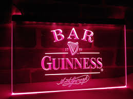 Neon Sign Home Decor Compare Prices On Guinness Neon Light Online Shopping Buy Low