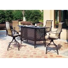 Outdoor Patio Decor by Outdoor Bar Patio Furniture Easy Create Western Bar Patio