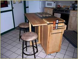 portable kitchen island with drop leaf trends also cart on wheels