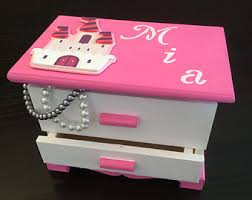 girl jewelry box personalized jewelry box jewelry personalized jewelry