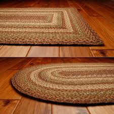 Home Spice Decor Buy Beige Jute Braided Harvest Area Rugs Online In Usa