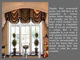 What Is A Curtain India U0027s Best Valances And Window Curtains Youtube