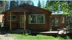 Log Cabin Builders Colorado Corn Cob Blasting For Cleaning And Restoring Wood And Log Cabins