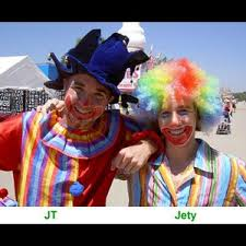 birthday party clowns clowns every occasion professional clowns j and j clowns clown boulder co