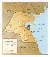 Middle East Map by Kuwait Middle East Map Kuwait Map Of Middle East Kuwait
