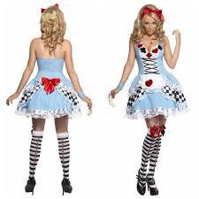 alice halloween party alice in wonderland costume fairy snow white fantasy dress party