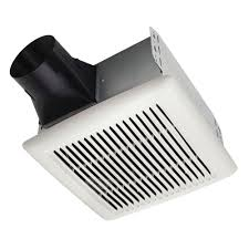 Installing A Panasonic Bathroom Fan Panasonic Deluxe 110 Cfm Ceiling Bathroom Exhaust Fan With Cfl