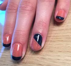 best 20 two tone nails ideas on pinterest two toned nails