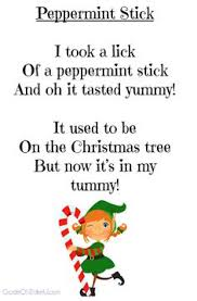 christmas poems for preschoolers poetry sections more