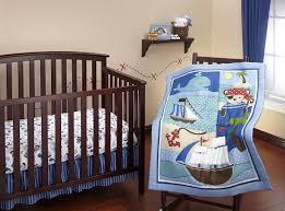 amazon com little bedding 3 piece comforter set baby buccaneer baby