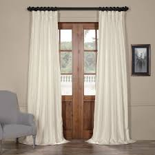 Dupioni Silk Drapes Discount Get Yarn Dyed Faux Dupioni Silk Curtains Silk Drapes