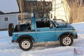 jeep suzuki suzuki sj410 base sport utility 2 door 1 0l samurai
