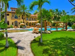 villa contenta miami luxury estate on palm island vacation