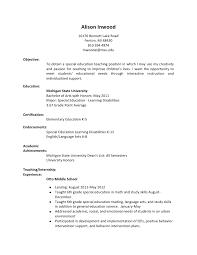 Draft Resume Resume Draft