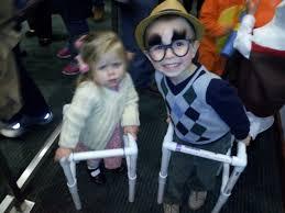 Halloween Costumes Man Lady Man Pvc Pipe Walkers Kid Halloween