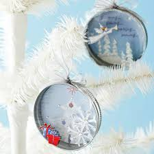 recycled card lid ornaments totally green crafts
