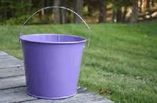 easter pail decorative buckets decorative tins outlet