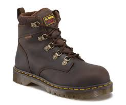 womens steel toe boots size 12 industrial boots official dr martens store