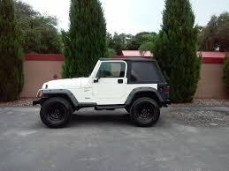 jeep sport wrangler used 1999 jeep wrangler sport suv for sale 50100 109