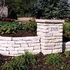 walls and landscape stone lang stone building and landscaping