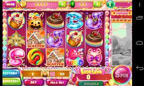 halloween slots ui design for online casino slot machine game concept art ui