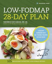 low fodmap 28 day plan a healthy cookbook with gut friendly