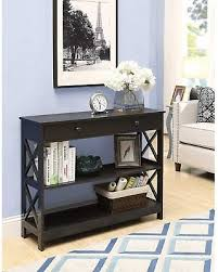 convenience concepts oxford console table deal alert 33 off convenience concepts oxford console table with